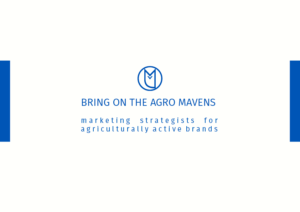 Agro Mavens brochure front cover