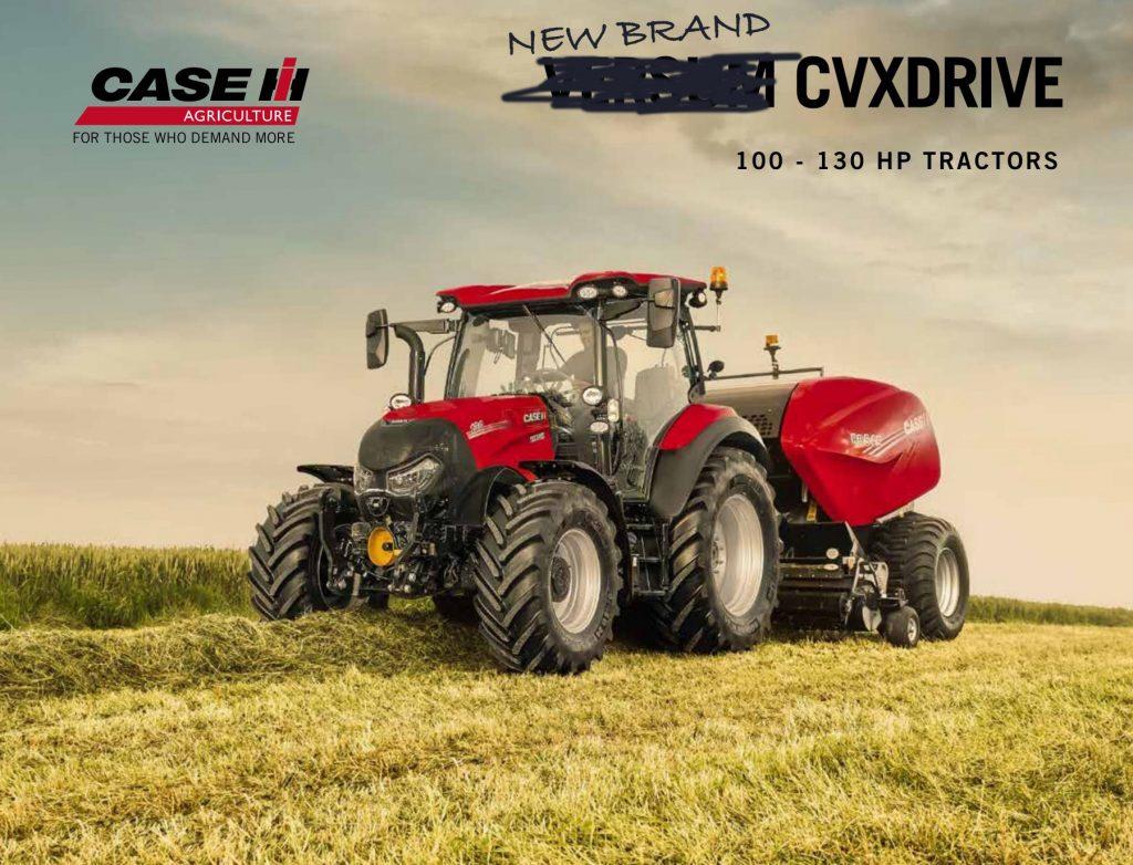 Case IH agricultural trademarking Versum